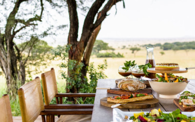 luxury tours south africa cuisine