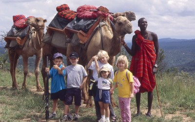african family vacations