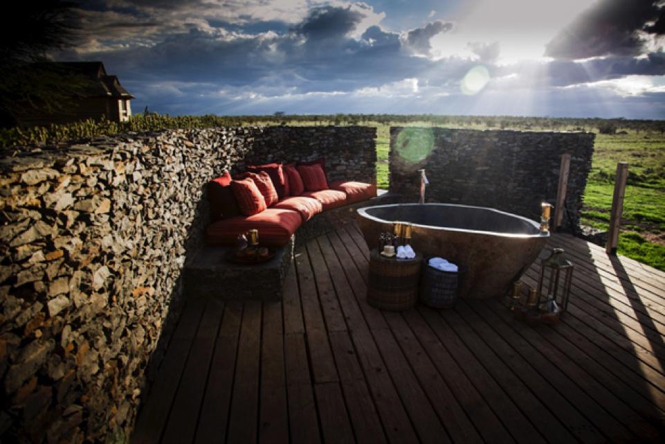 African veranda