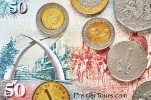 Money matter - Kenyan Shillings