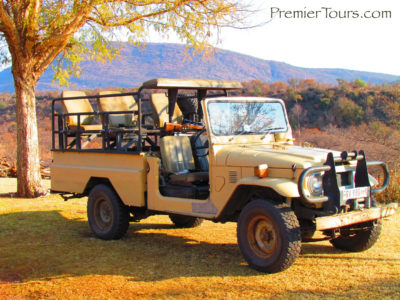 Safari considerations for older travelers or those with disabilities