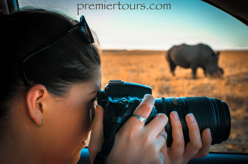 Photography Tips on Safari