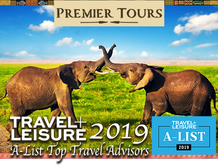 Travel+Leisure 2019 A-List Top Travel Advisor