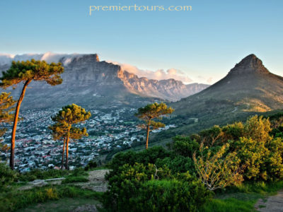 Cape Town - South Africa - malaria free zone