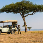 What are the minimum age for children on safari?