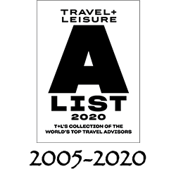 Premier Tours is on the 2020 Travel+Leisure A List